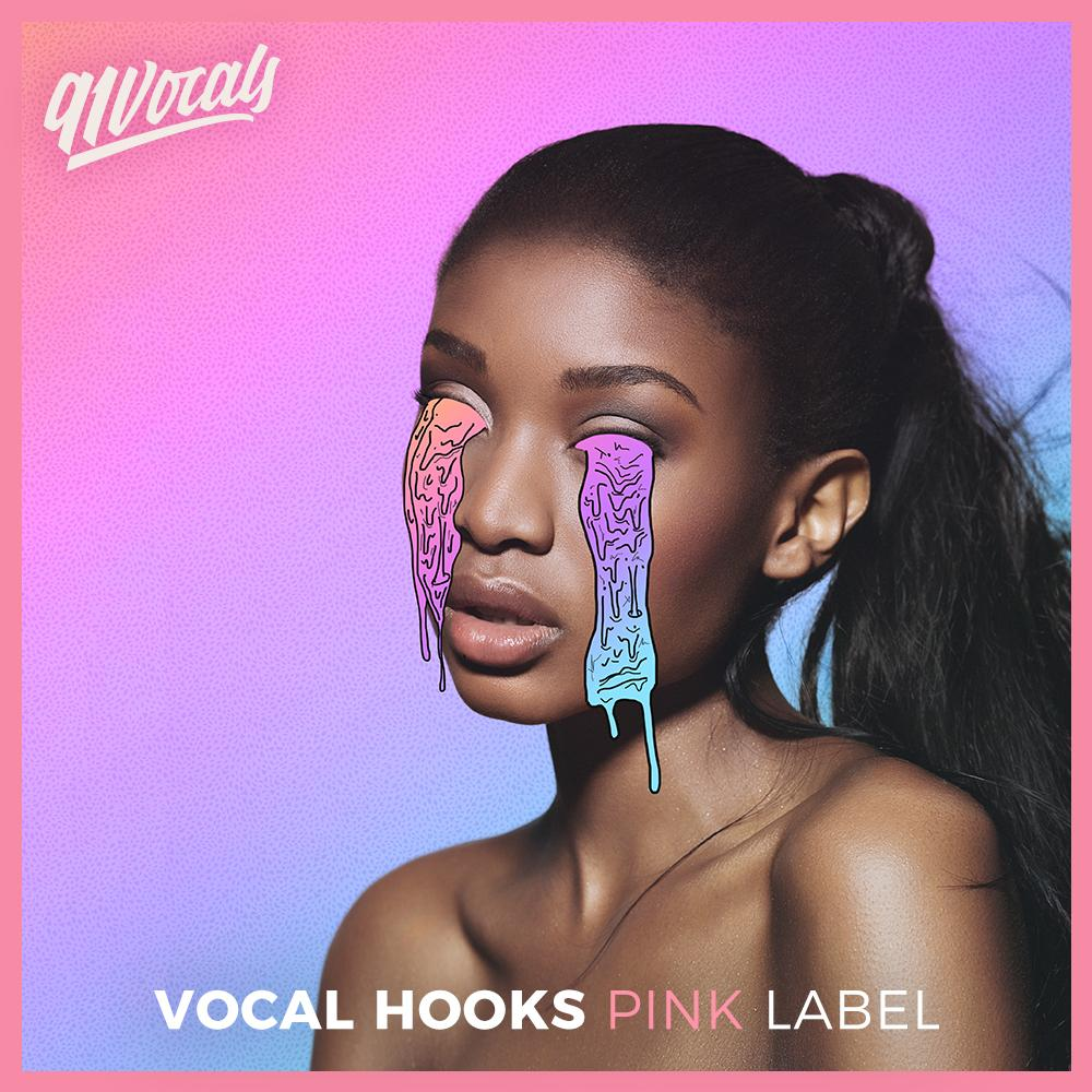 Vocal Hooks - Pink Label
