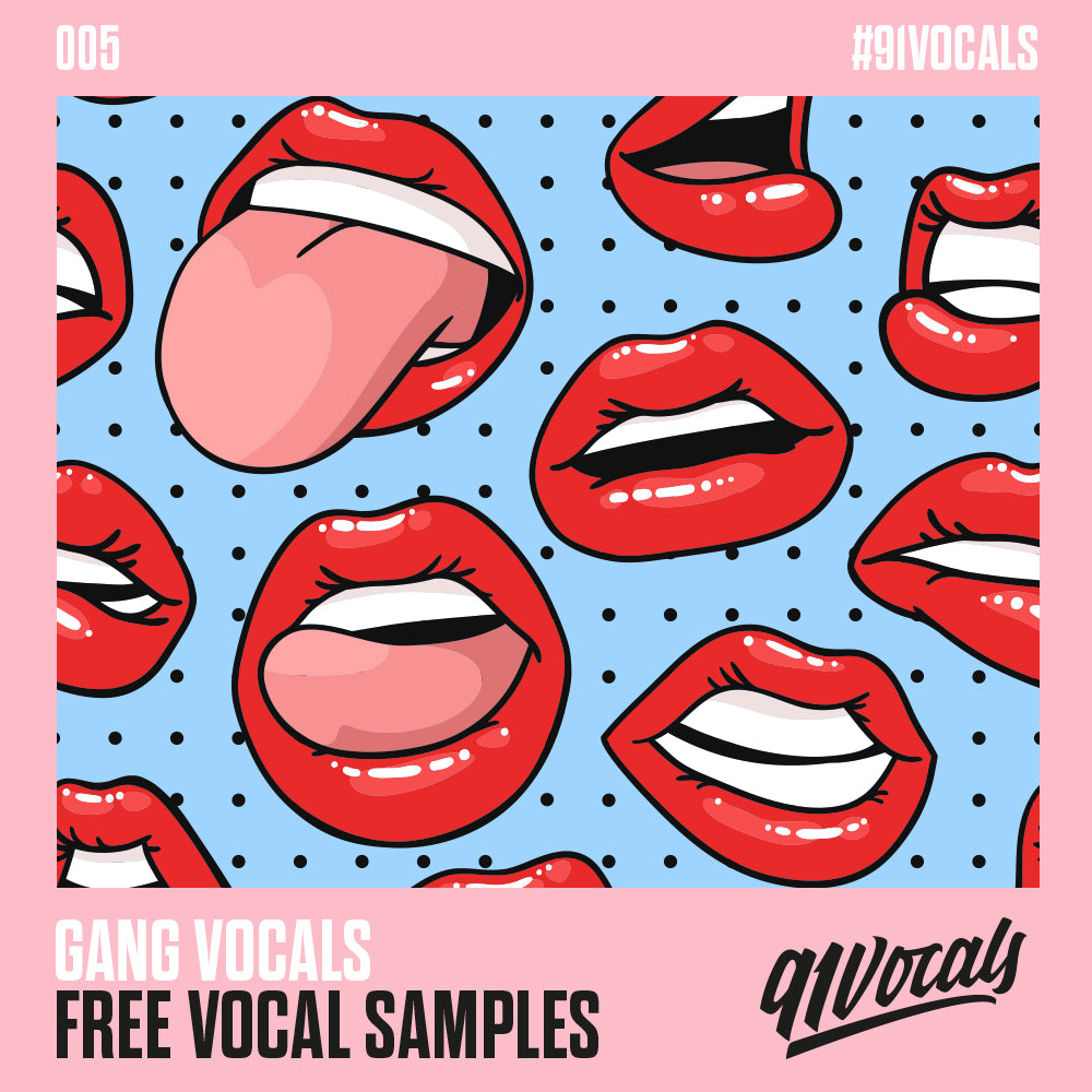 Gang Vocals (Free Pack)