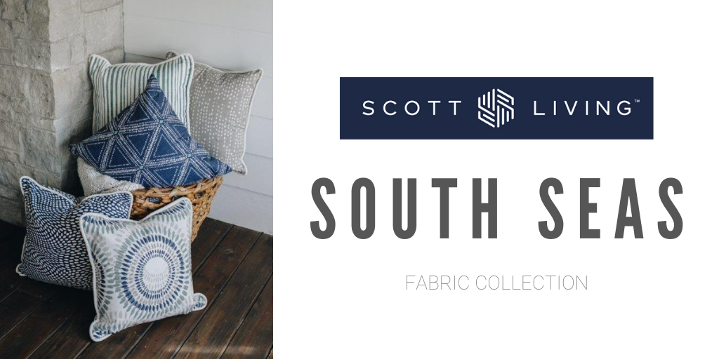 New South Seas Property Brothers Fabric Collection