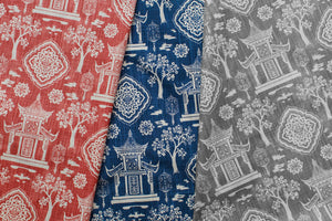 picture of contemporary modern chinese inspire fabrics