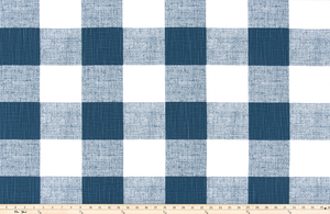 Alexander Italian Denim Slub Canvas Fabric By Premier Prints
