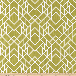 Alpine Pear Slub Canvas Fabric By Premier Prints