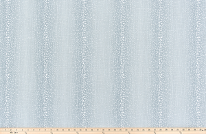 Antelope Mineral Blue Slub Canvas Fabric By Premier Prints
