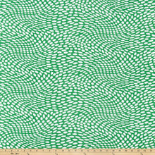 Arnava Cool Green Luxe Canvas Fabric By Scott Living