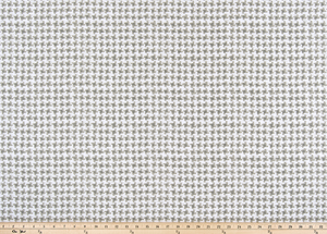 picture of small houndstooth pattern printed on property brothers fabric