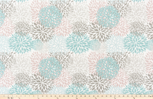 Blooms Port Slub Canvas Fabric By Premier Prints