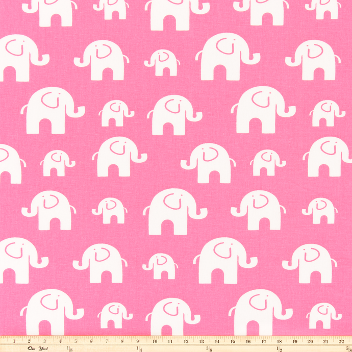 Bobo Polish Pink Fabric By Premier Prints