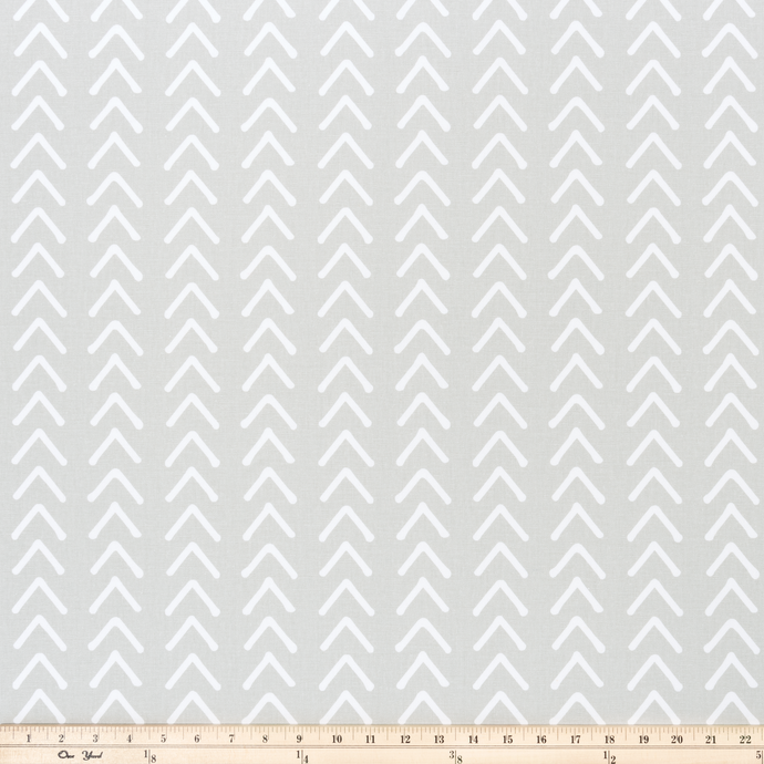 Boho French Grey Fabric By Premier Prints