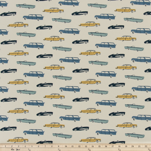 Bon Voyage Chill Macon Fabric By Premier Prints