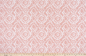 Braylon Blush Slub Canvas
