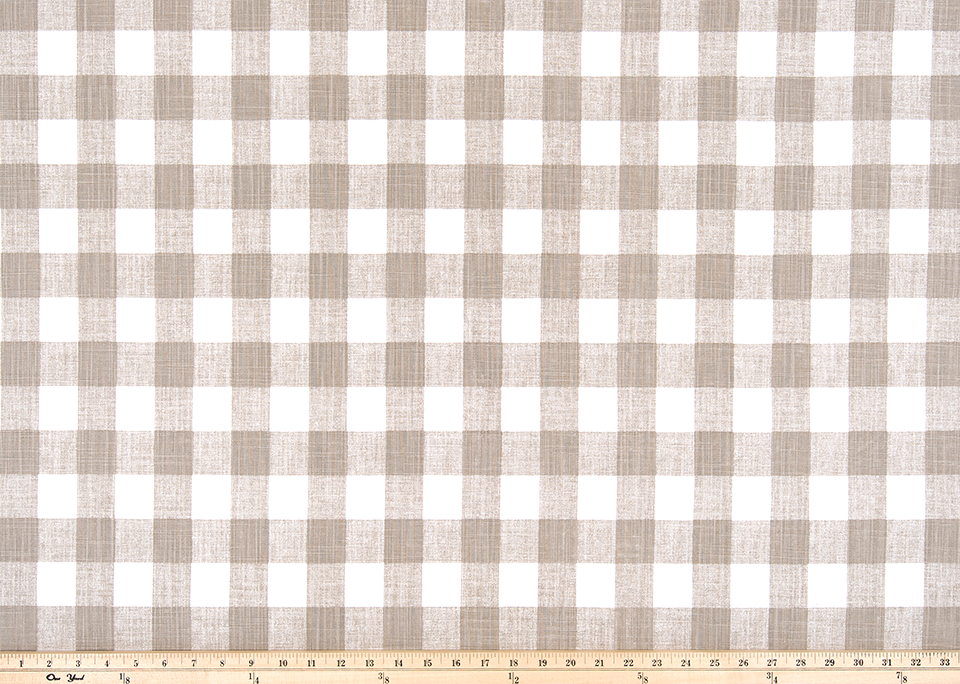 Product Image of Buffalo Plaid Classic Check Printed Fabric