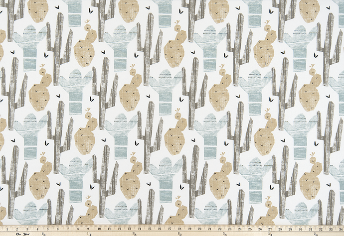 Picture of Cactus Awendela Fabric