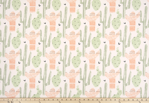 Picture of Cactus Sundown Fabric