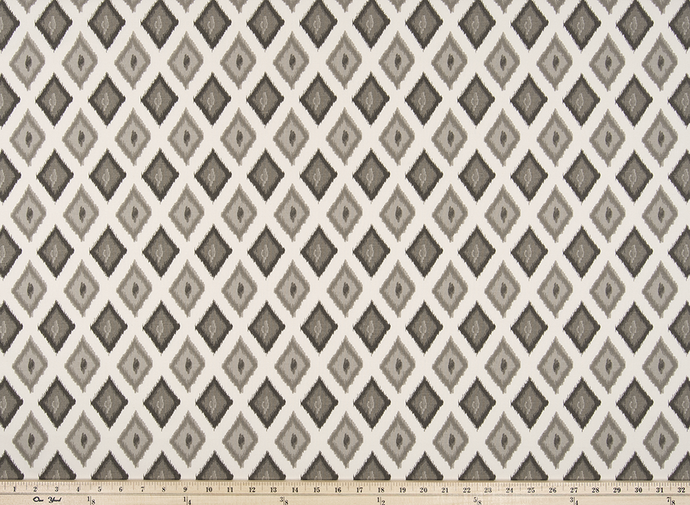 Carnival Taupe Macon Fabric By Premier Prints