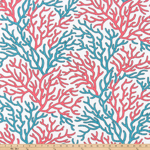 Scott Living - Coral Reef Maui Luxe Canvas