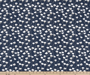 Cotton Belt Vintage Indigo Fabric By Premier Prints