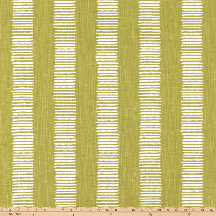 Dash Pear Slub Linen Fabric By Premier Prints