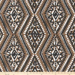 Diamond Stone Topaz Slub Canvas Fabric By Premier Prints