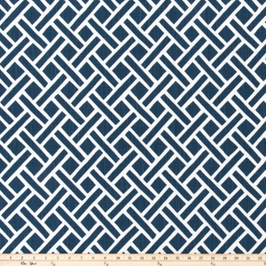 Eastwood Italian Denim Slub Canvas Fabric By Premier Prints