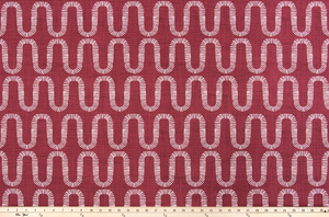 Genesis Marsala Slub Canvas Fabric By Premier Prints