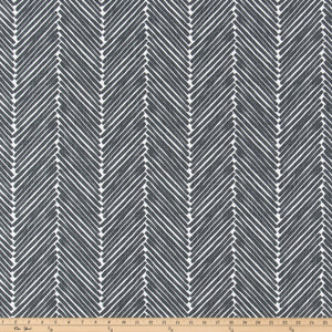 Griffen Iron Slub Canvas Fabric By Premier Prints