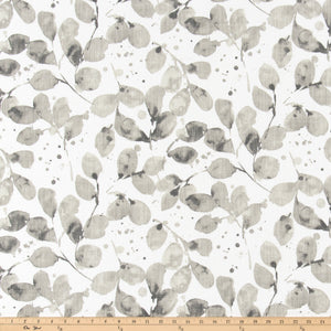 Grove Iron Slub Canvas Fabric By Premier Prints
