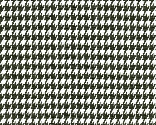 Houndstooth Black White Fabric By Premier Prints
