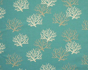 Picture of Isadella Coastal Blue Slub Fabric