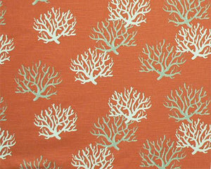 Picture of Isadella Salmon Slub Fabric