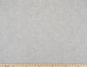 Grey Textured Solid Printed Fabric