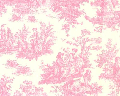 Jamestown Baby Pink Fabric By Premier Prints