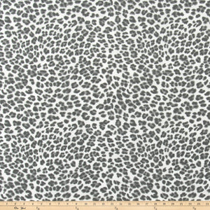 Outdoor Fabric - Amazon Falcon Grey Fabric By Premier Prints