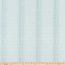 Outdoor Fabric - Antelope Belmont Blue Luxe Polyester Fabric By Premier Prints