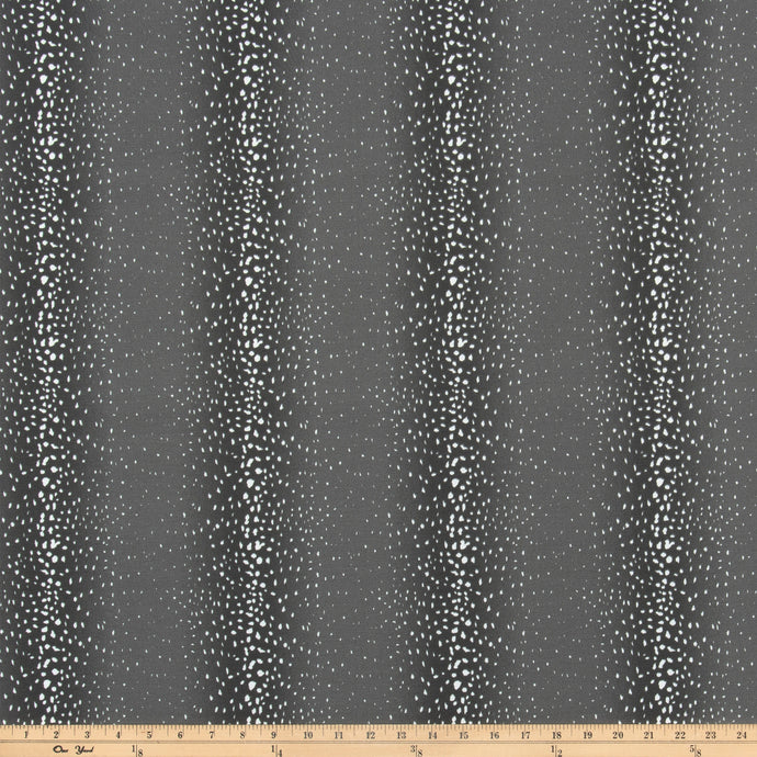Outdoor Fabric - Antelope Falcon Grey By Premier Prints