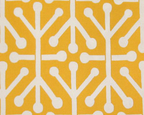 Outdoor Fabric - Aruba Citrus Yellow