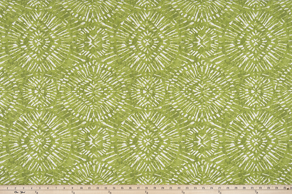 Outdoor Fabric - Borneo Greenery Polyester