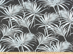 Outdoor Fabric - Cabrillo Falcon Grey By Premier Prints