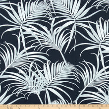 Outdoor Fabric - Cabrillo Passport Navy By Premier Prints
