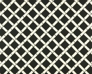 Outdoor Fabric - Cadence Ebony