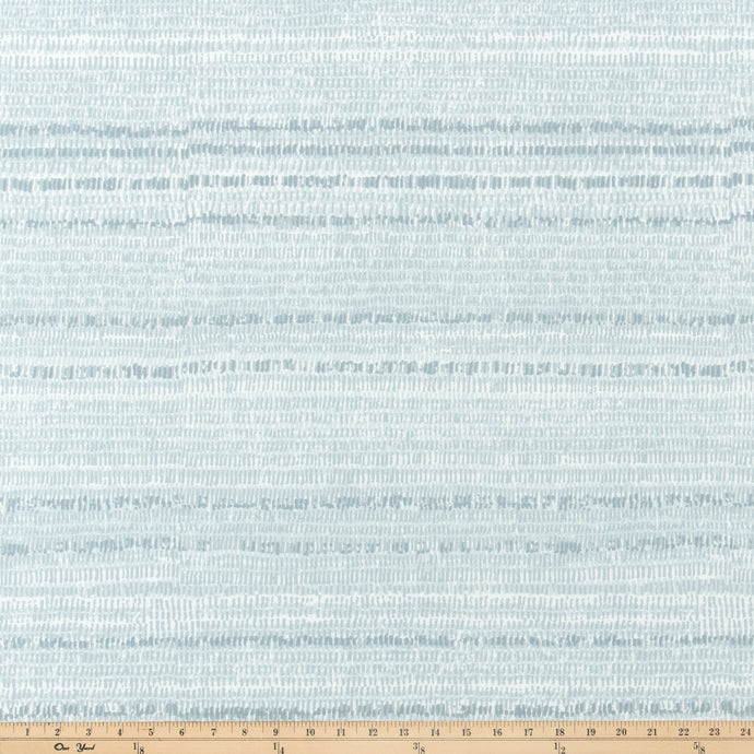Outdoor Fabric - Caine Belmont Blue By Premier Prints