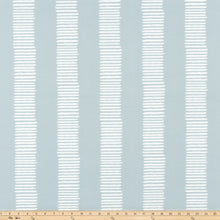 Outdoor Fabric - Dash Belmont Blue By Premier Prints