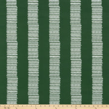 Outdoor Fabric - Dash Tropic Green By Premier Prints