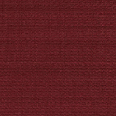 Outdoor Fabrics - Dyed Sangria Luxe Polyester