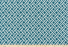 Outdoor Fabric - Eastwood Deep River Luxe Polyester Fabric By Premier Prints