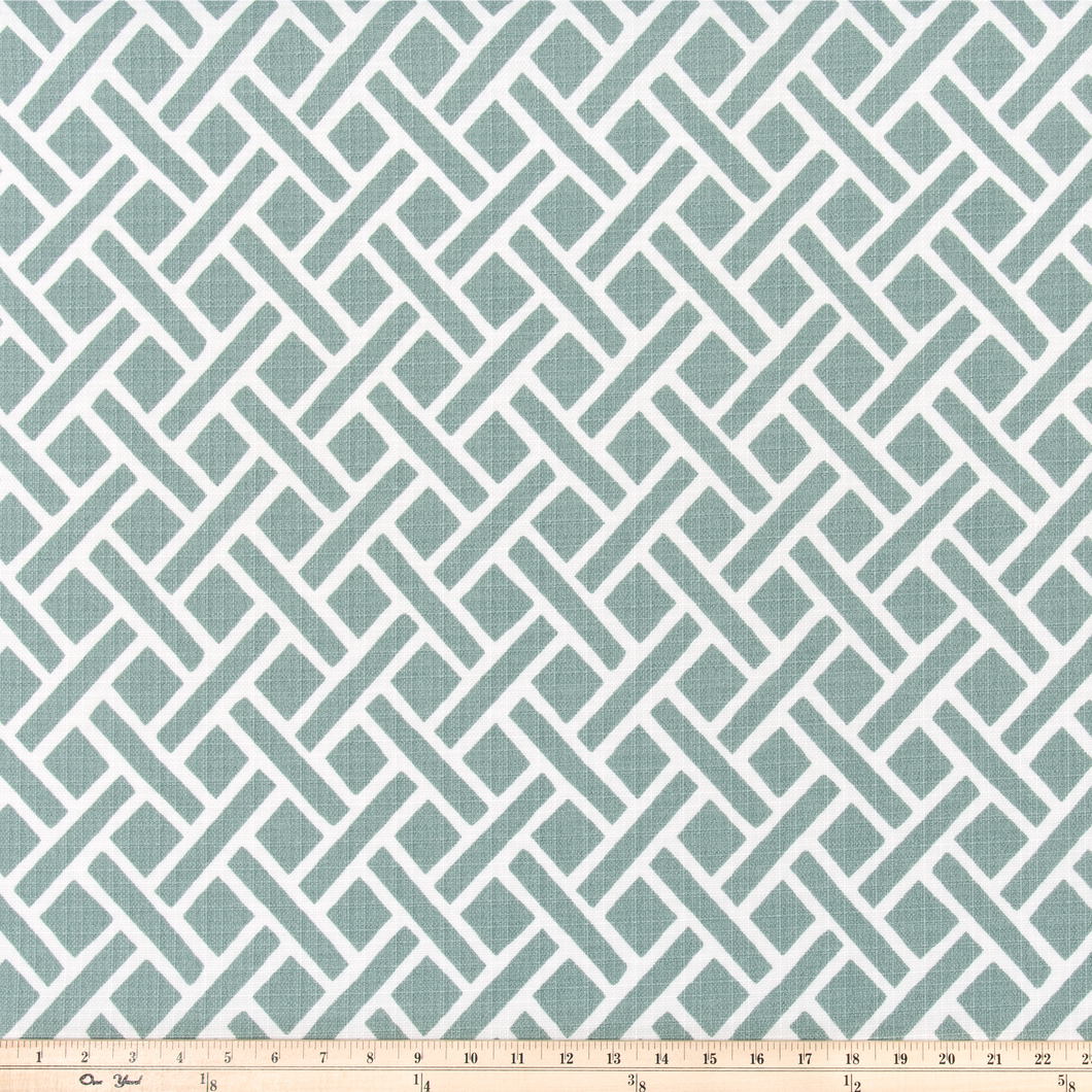 Outdoor Fabric - Eastwood Spa Luxe Polyester Fabric By Premier Prints