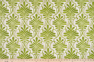 Outdoor Fabric - Ecuador Greenery Luxe Polyester Fabric By Premier Prints