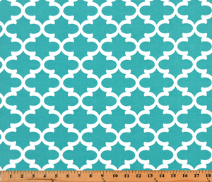 Outdoor Fabric - Fulton Ocean