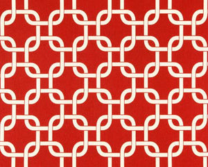 Outdoor Fabric - Gotcha American Red