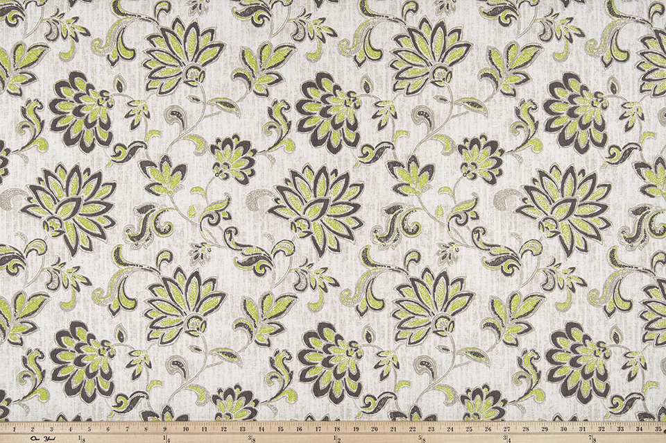 Outdoor Fabric - Grove Greenery Luxe Polyester