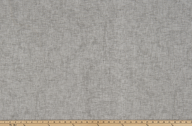 Light Grey Textured Solid Printed Fabric